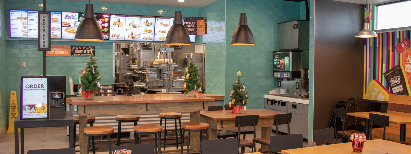 Taco Bell New Tile Supplier Case Study Creative Materials