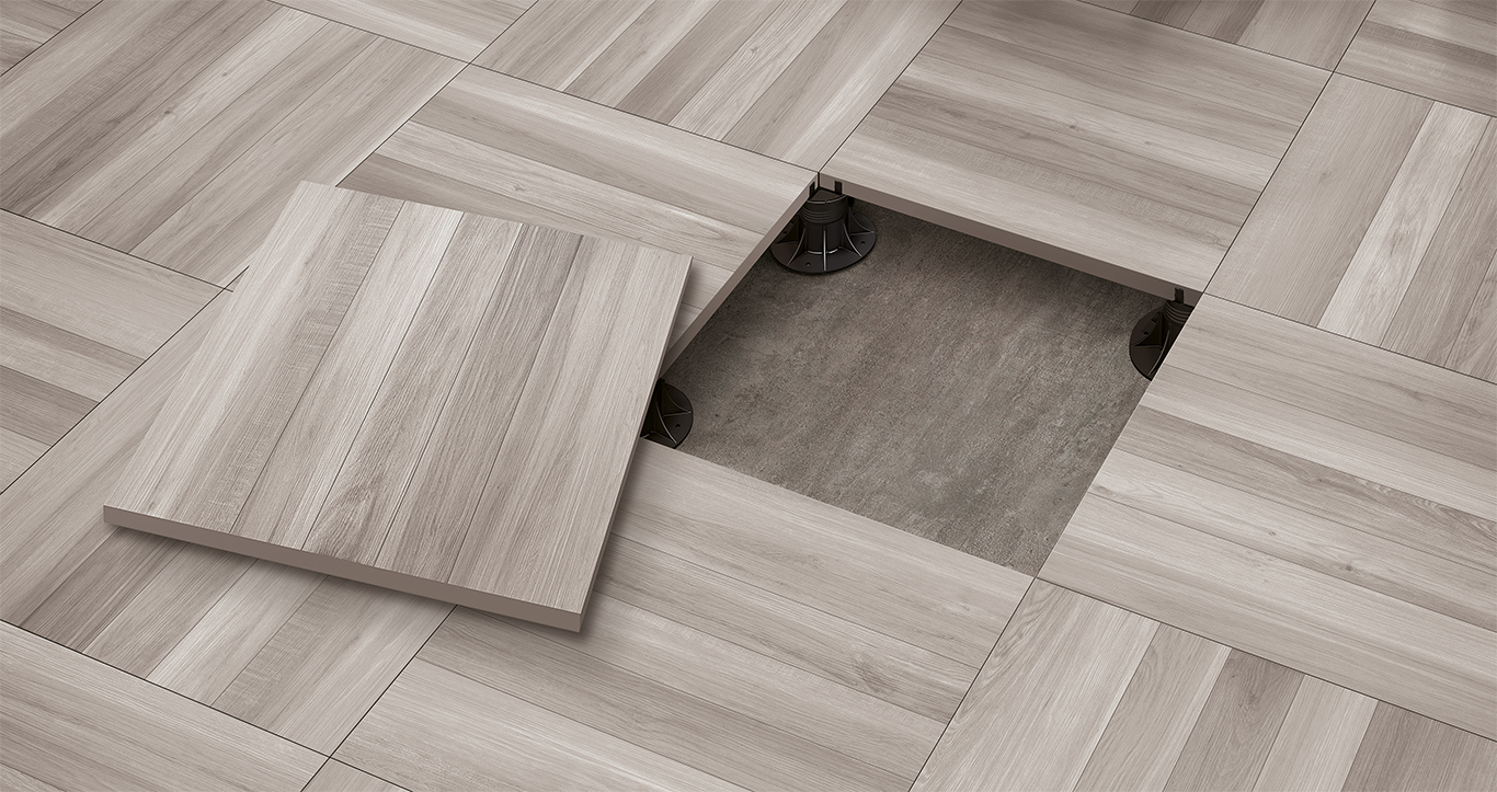 How Layout And Material Size Affects Porcelain Pavers Cost